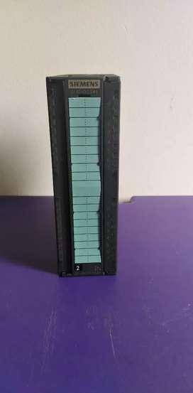 MÓDULO SIEMENS DIGITAL ENTRADA. 321-1BL00-0AA0 incluye conector trasero.
