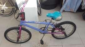 Vendo Bicicleta para Niña O Niño