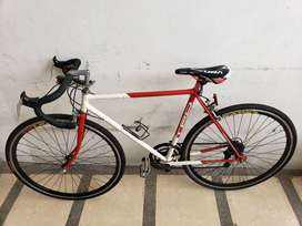 Bicicleta  clacica de ruta rin 27