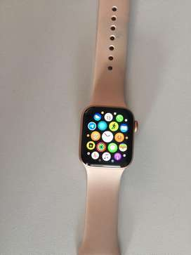 Apple watch 4 gps gold