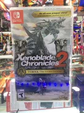Xenoblade chronicles 2 the golden country