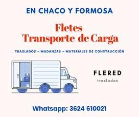 Fletes y Transporte de Carga