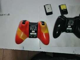 control inalámbrico origina de Xbox 360