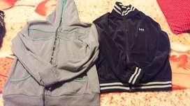 Dos casacas