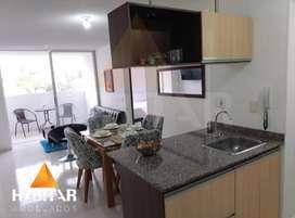 Apartamento Amoblado en Bucaramanga Cacique, Alquiler Temporal