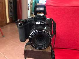 Camara fotografica nikon coolpix P500