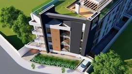 106 Quito Tenis.Vendo Suite 54,50 m con patio 27,99 metros.A Estrenar