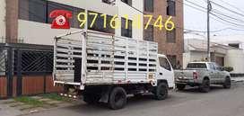 Trasporte de carga y mudanzas en general