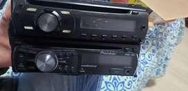 Vendo radios pionner mp3