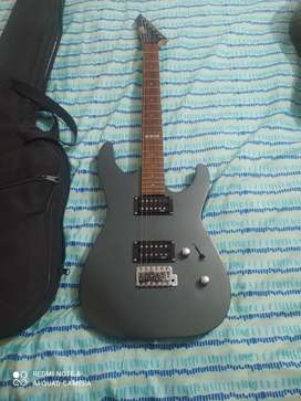 Guitarra electrica esp ltd M-50