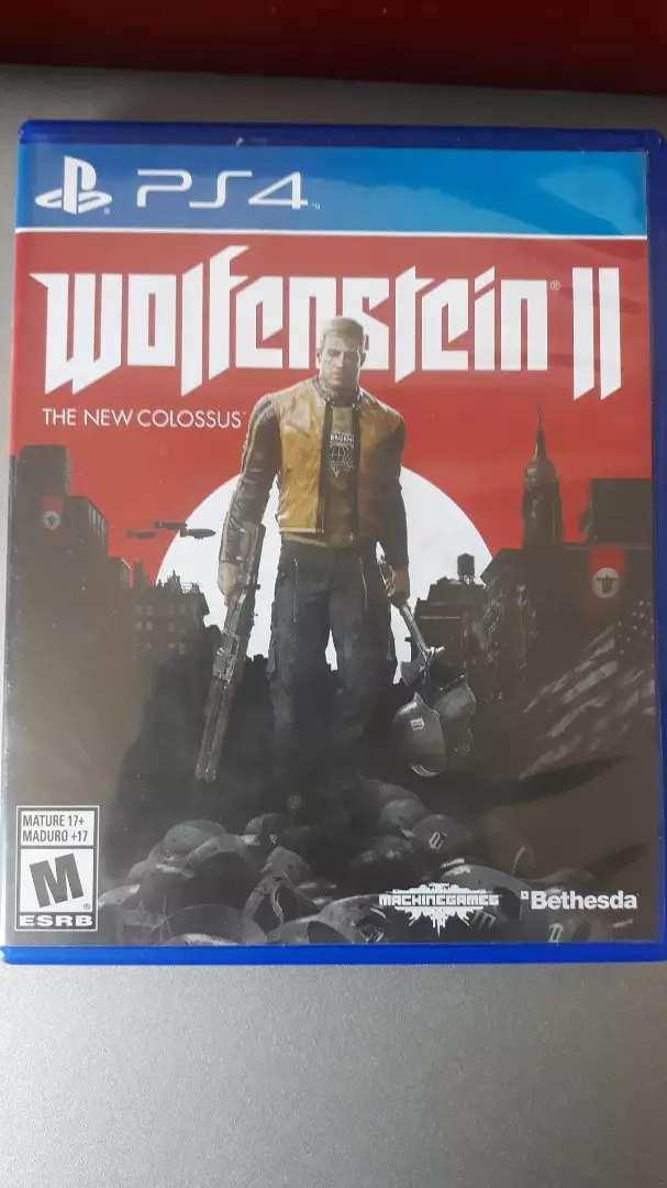 wolfenstein 2 ps4 0