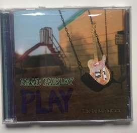 Brad Paisley Play Cd Nuevo