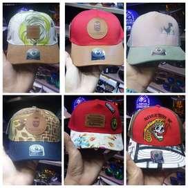 Gorras con excelente variedad