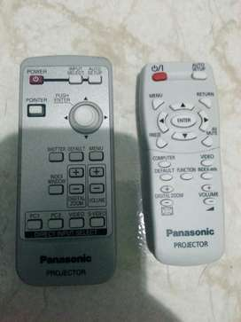 Control Video Beam Panasonic
