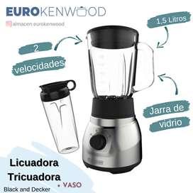 Tricuadora + vaso - Black and decker