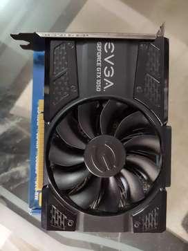 Tarjeta Gráfica Nvidia GTX 1050 2Gb