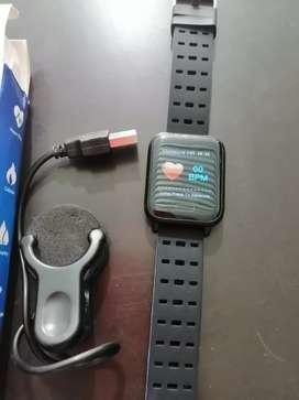 Vendo smartband ritmo cardíaco nueva
