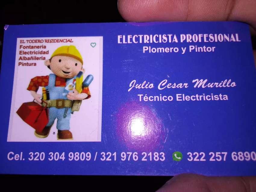 Todero electrisista y recide unncial 0