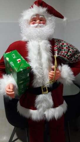 Papa Noel para navidad