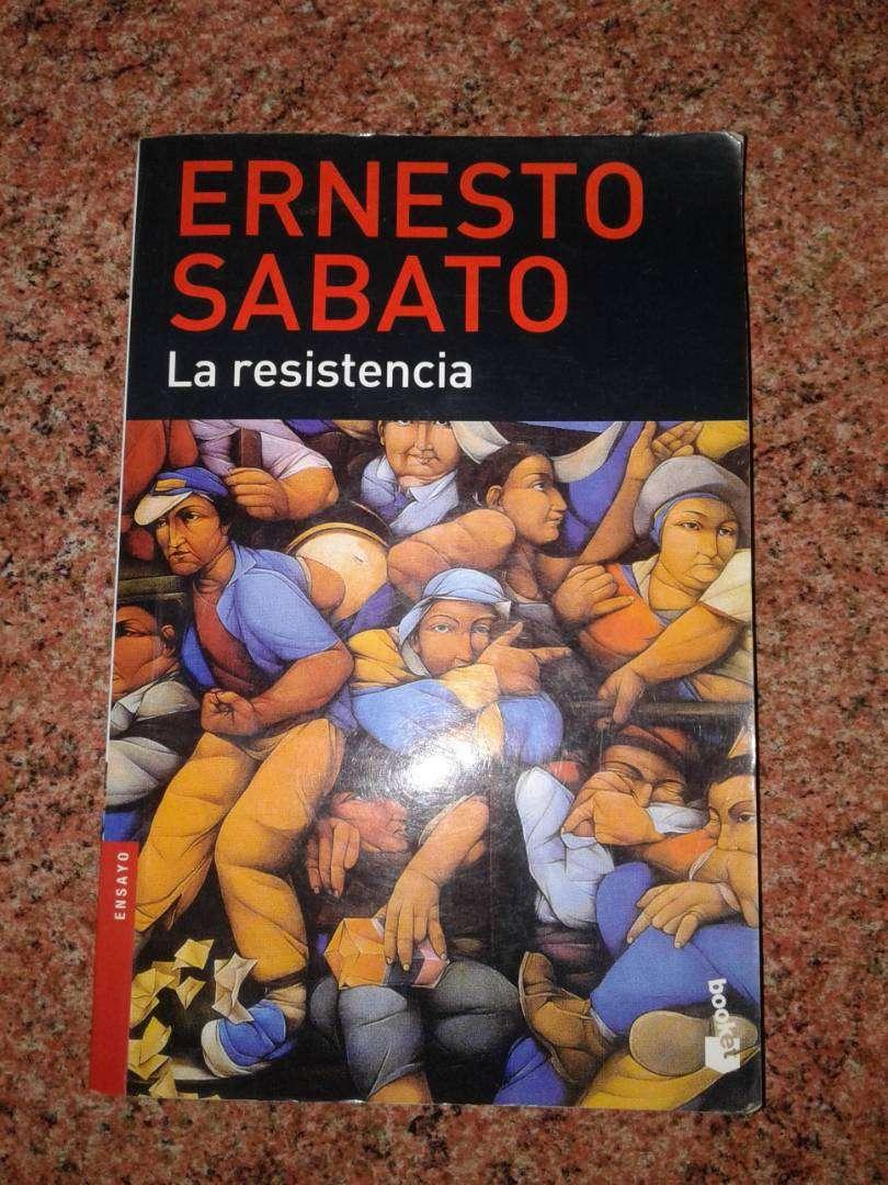 Libro: La Resistencia. Ernesto Sábato 0