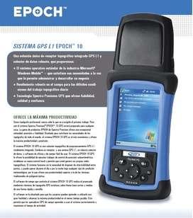 GPS Submetrico Epoch 10 (Linea Trimble)
