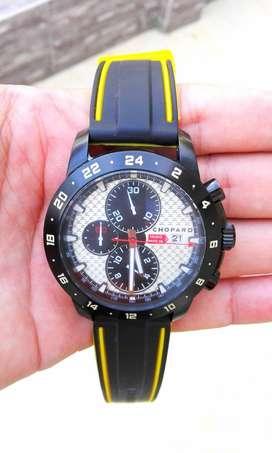 Reloj Chopard Zagato 1000 Miglia Muy Poco Uso Impecable!