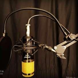 Micrófono de condensador