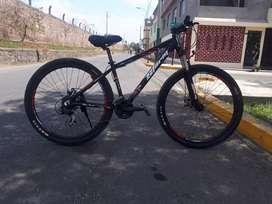 Bicicleta Storm de Alumuio