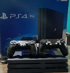 OPORTUNIDAD !! VENDO PS4 PRO 1 TB