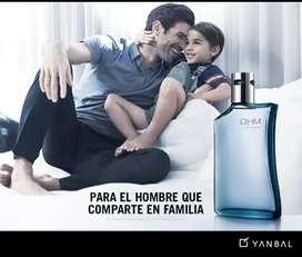 Ohm perfume yambal