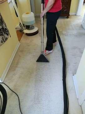 Lavado de alfombras y sillones