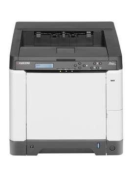 Impresora Laser Color Kyocera Fs C5150dn