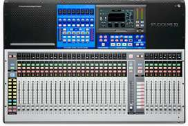 Consola digital Presonus studiolive 32 series III