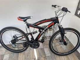 Bicicleta GW Caronte