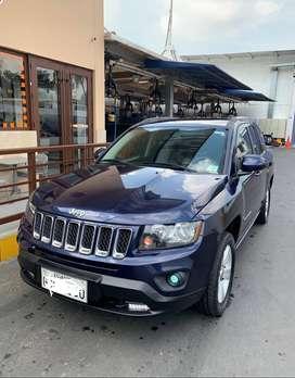Vendo Jeep Compass 2014 único dueño, excelente estado, 125000km