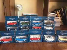 Autos clasicos de coleccion