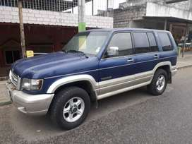 Vendo Chevrolet trooper en perfecto estado a toda prueba