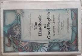 The Handbook of Good English Edward D. Johnson