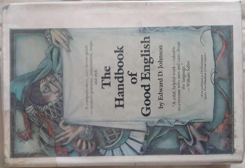 The Handbook of Good English Edward D. Johnson 0