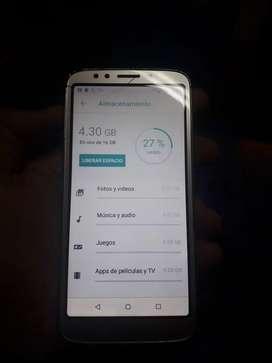 Motorola moto E5 play  libre