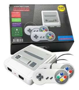 Consola Retro Mini 620 Juegos