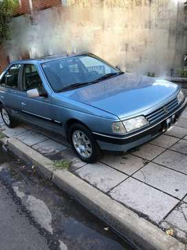 Peugeot 405 SRI 2.0 Full Frances Impecable!!!