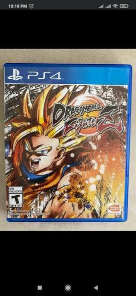 Dragon ball fighterz y ARK para PS4