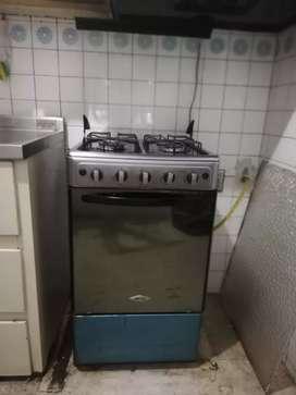 Se vende estufa de gas