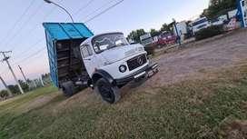 Mercedes Benz 1114 Con Volcador