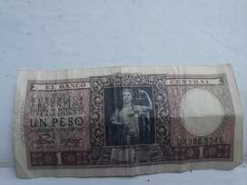 Vendo Billetes Antiguos $2000