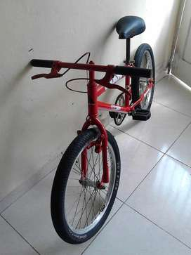 Vendo bucicleta cross