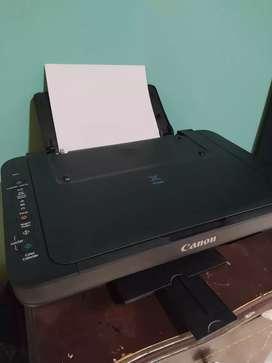 Impresora Canon E471 negra WiFi