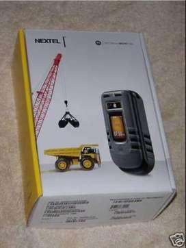 CELULAR RADIO HANDY NEXTEL I680 GOMA ip68