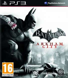Batman Arkham City para PS3